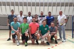 Badminton Ortsturnier 2018
