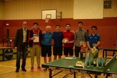 TSG Tischtennis-Ortsmeisterschaft 2016