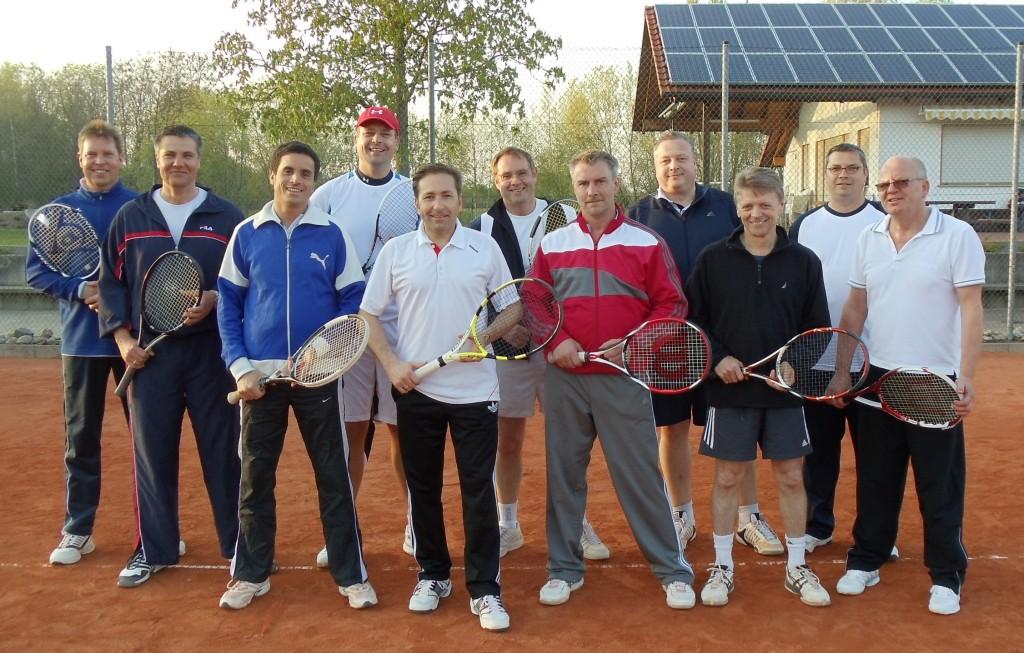 Herren 40 - 2012