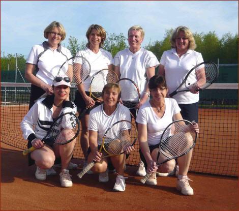 Damen 40 - 2010