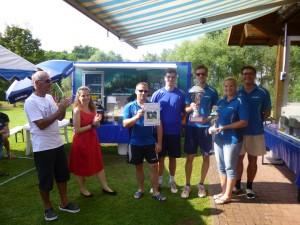 Z1. Platz TSG Tischtennis