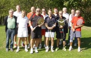 Gruppenfoto TCK-TC Meilen