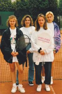 TCK-Mädchen 1991
