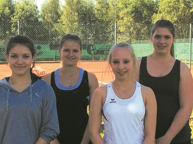 Juniorinnen 18 - 2014